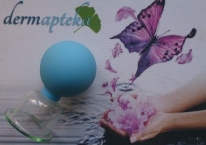 Вакуумная баночка для массажа